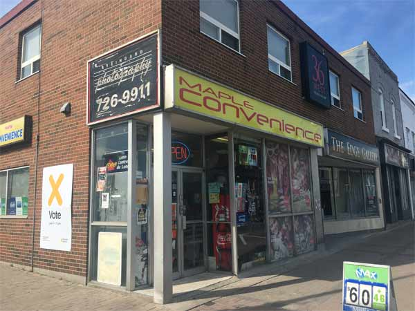 Maple Convenience - Barrie