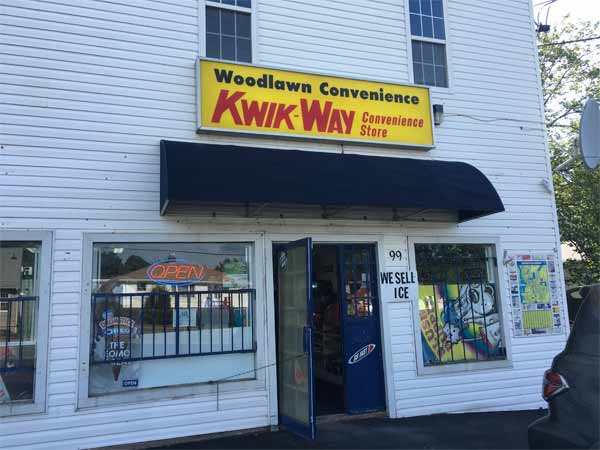 Kwik Way Woodlawn Convenience Store