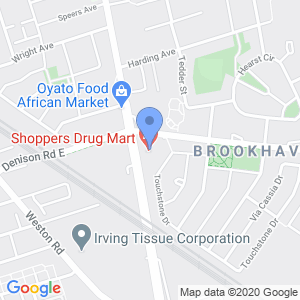24 Hour Coin Laundromat - Jane St Map