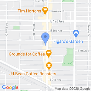 Vapester Smoke Shop Map